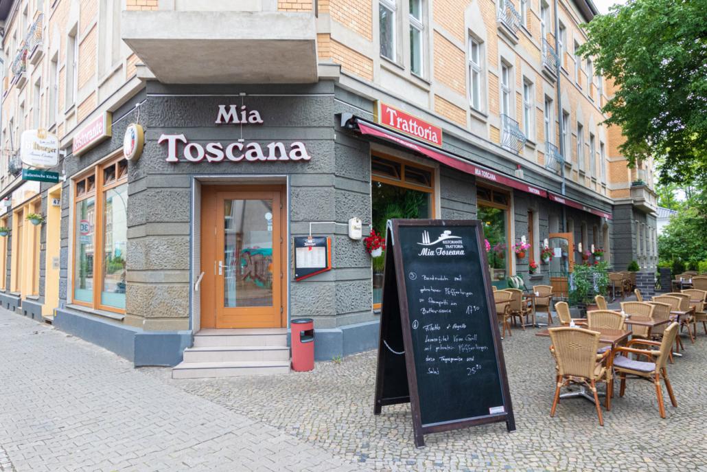 Mia Toscana Ristorante Trattoria Berlin Adlershof 1