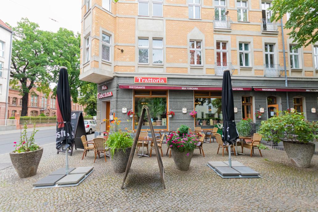 Mia Toscana Ristorante Trattoria Berlin Adlershof 2
